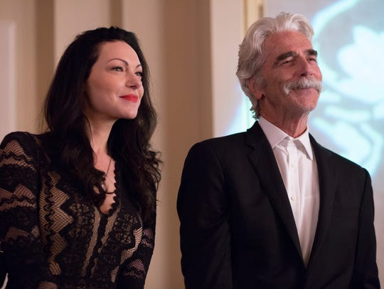 "In ""The Hero,"" Lee (Sam Elliott) strikes up a relationship"