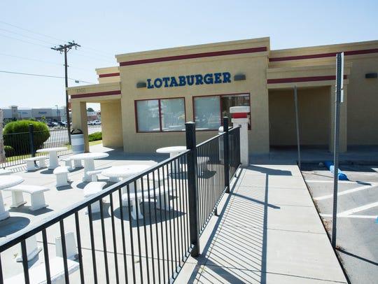Blake's Lotaburger is celebrating its 65th anniversary