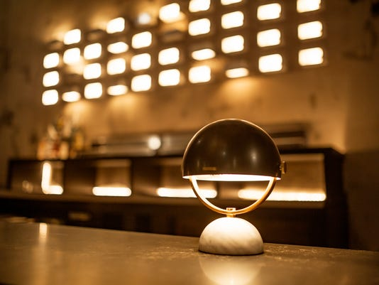 Rafter Room bar