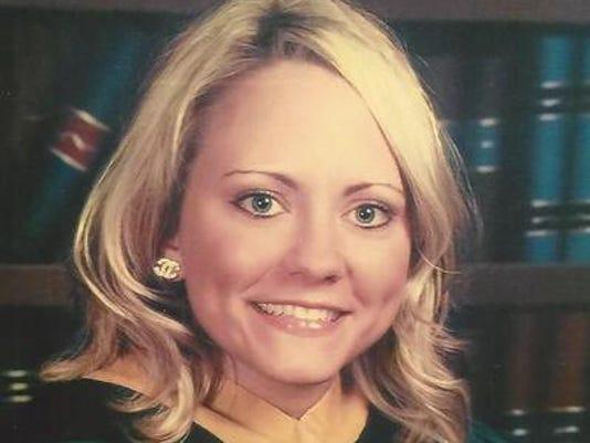 Graduations: Dr. Michelle Chargot