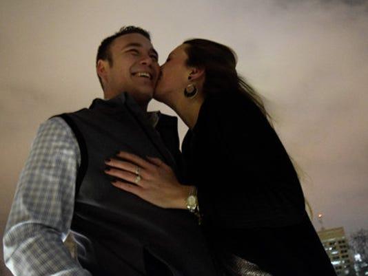 Engagements: Whitney Brand & Brady Knoy