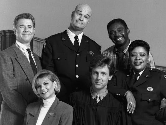 XXX ZX53243 D NIGHT COURT TV 27 ENT