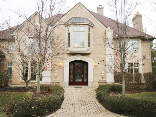 House envy bloomfield hills mansion was first of kind - House of bedrooms bloomfield hills mi ...