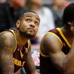 Arizona State men's basketball at Washington State