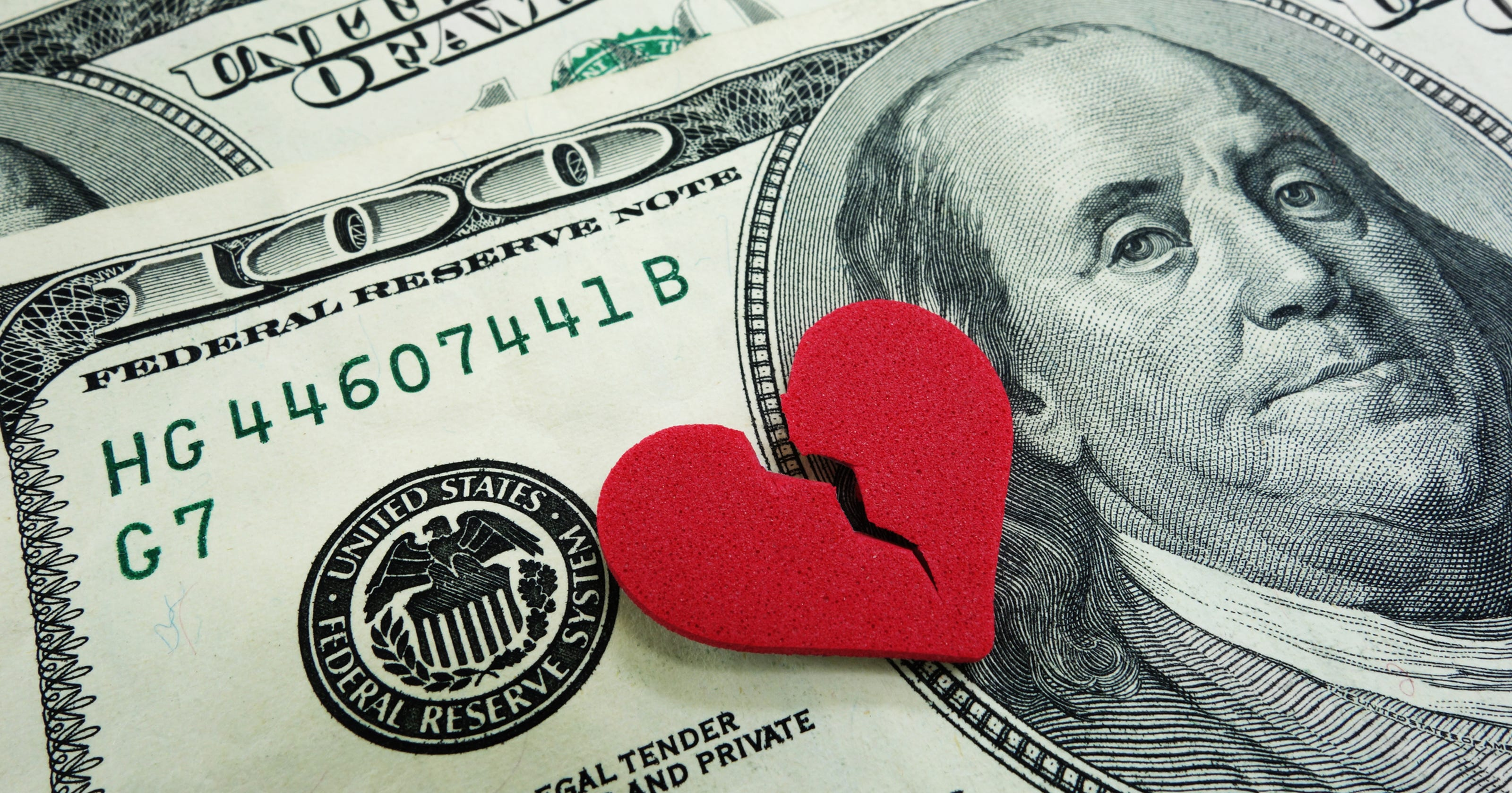 Broken hearts: The divorce capital of every state