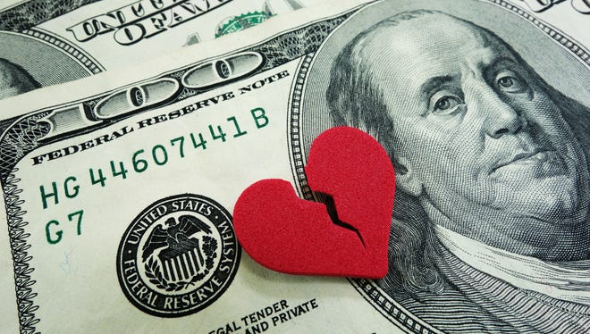 Untangling two people's money is messy and you'll need to prepare your finances for divorce.