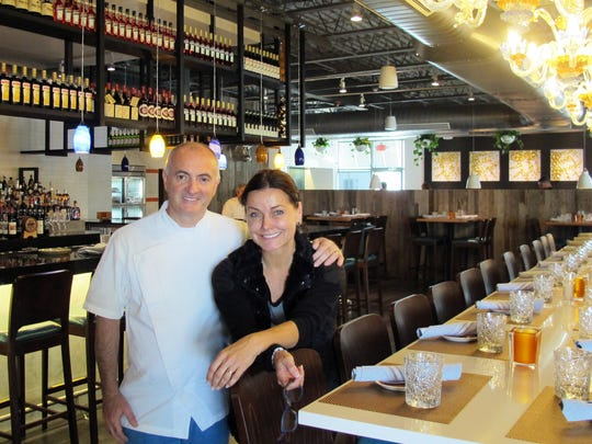 The new Dorona steakhouse is the third Naples restaurant for Chef Fabrizio and Ingrid Aielli, the prominent husband-and-wife team behind Sea Salt and Barbatella on Third Street South.