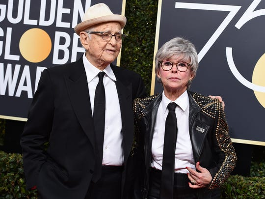 'One Day at a Time' executive producer Norman Lear,