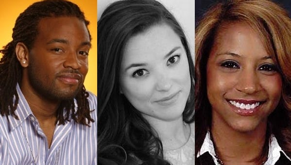 Juan McCullum, Courtney Parella and LeMia Jenkins all made The Hill's 2015 Most Beautiful list of D.C. politicos.