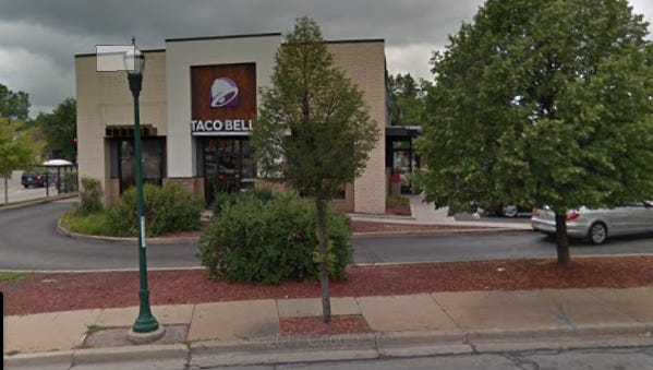 A woman, 63, was counting out cash at a table at Taco Bell, 1361 S. 60th St., West Allis, when a man grabbed the $80 in cash and ran out the door.