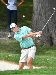 Kyle Mueller has competed in three U.S. Amateurs, including