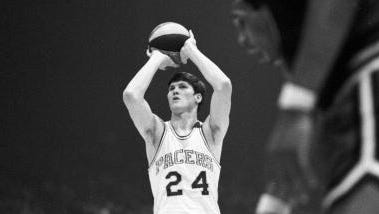 Bob Netolicky posted one of the best rookie seasons in Pacers history.