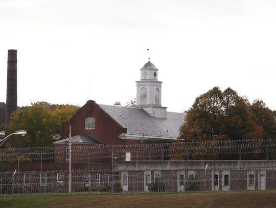 Bedford Hills state prison