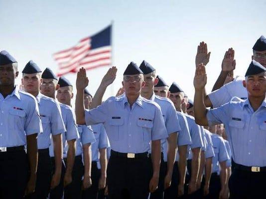 air force oaths