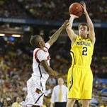 Michigan's Spike Albrecht wasn't going to 'get punked' in 2013 title game