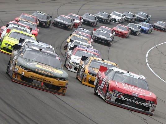 NASCAR Xfinity Series LTi Printing 250