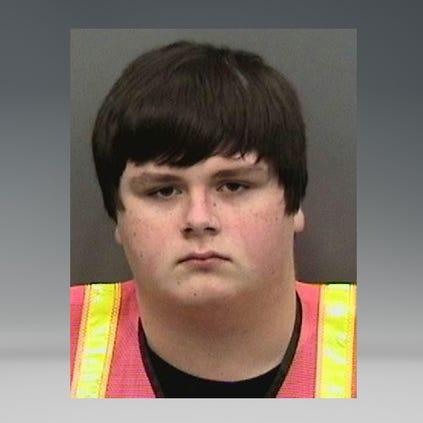 Jared  Kyle Henry is being held on $802,000 bond in