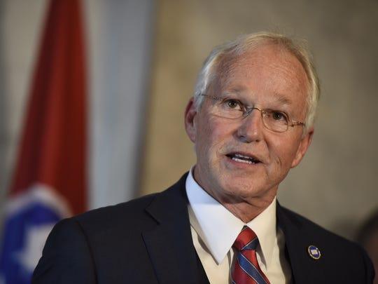 Rep. Ron Travis, R-Dayton