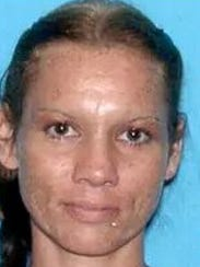 Mary Michelle Craig Rice, 37, of Milton, is believed
