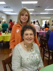 Stephanie Schaeffer, Ann Sanders