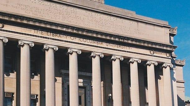 Bacchanal at Columbia University