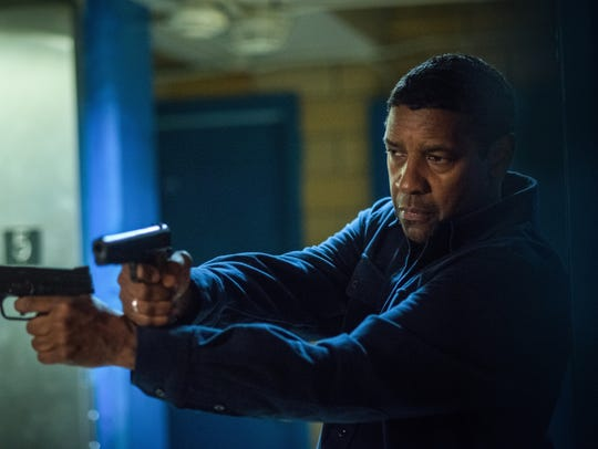 "Denzel Washington stars in ""The Equalizer 2."""