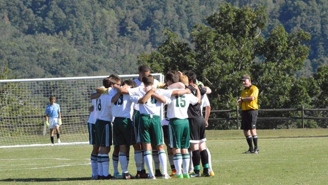 Christ School is the last undefeated team in Western North Carolina boys soccer.