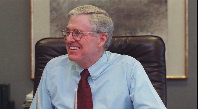 Charles Koch is CEO of Koch Industries.