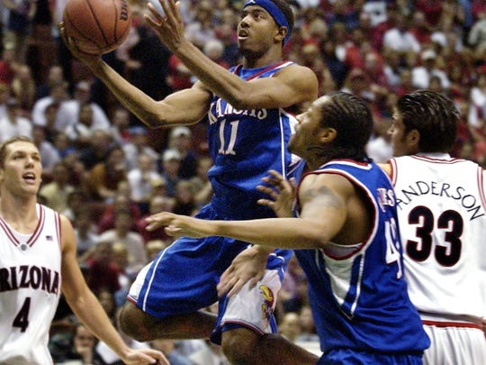 Former Kansas University point guard Aaron Miles is settling in as an assistant coach at FGCU beginning in 2016.
