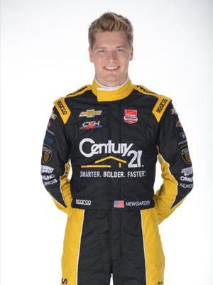 Josef Newgarden, a 24-year-old from Hendersonville, Tennessee, posted the first win of his career last month at Barber.