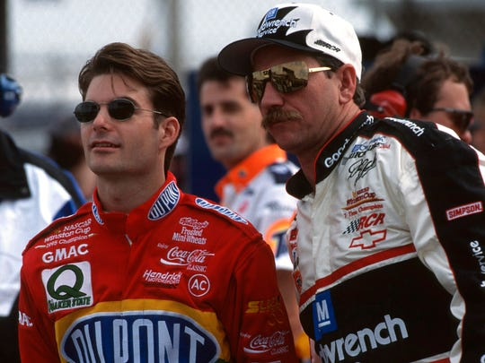 New documentary explores Dale Earnhardt and Jeff Gordon's complicated relationship