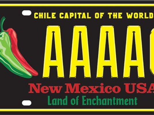 New Mexico Motor Vehicle Division Albuquerque Nm >> Chile License Plates A Popular Order