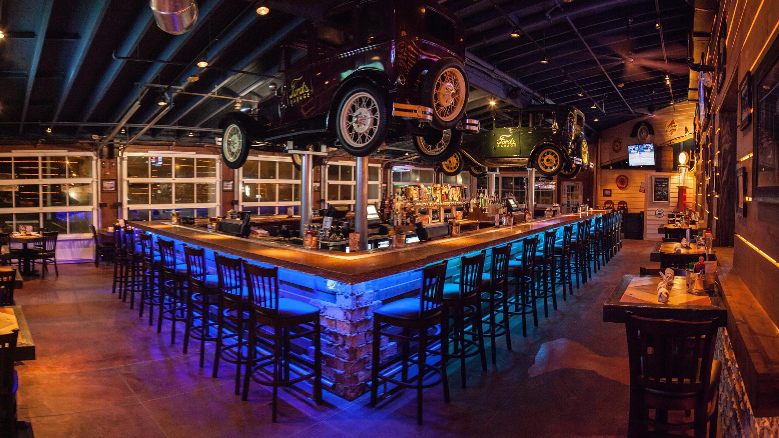 Ford s garage restaurant coming to dearborn for Garage ford villefranche