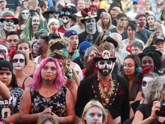 Zombi hordes return to Fort Myers on Saturday for ZombiCon9.