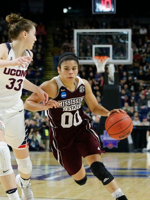 Mississippi State senior guard Dominique Dillingham hopes her final season will be a special one.