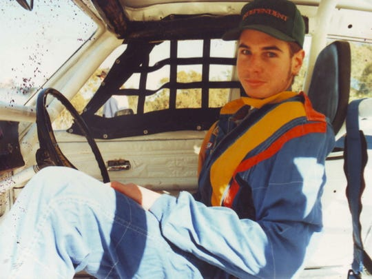 Will Power as a young racer.