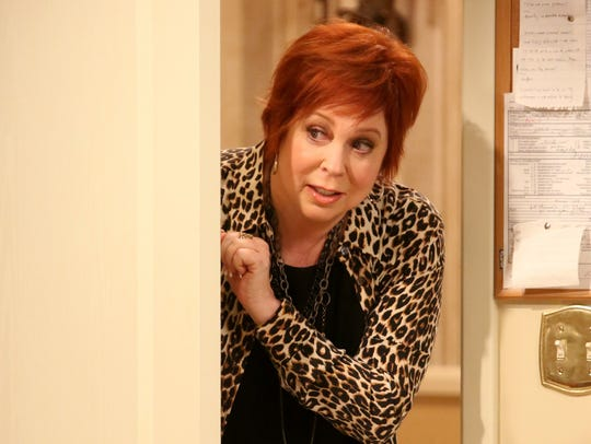 "Vicki Lawrence stars in ""The Cool Kids."""