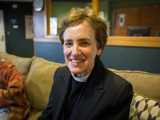The Rev. Margaret Short is chaplain and pastoral care