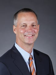 U.S. Rep. Curt Clawson is a finalist for Public Official