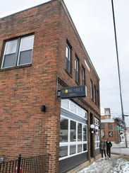 The Honeybee Coffee Company is pictured on Tuesday,