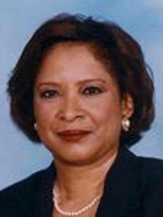 Hinds County Supervisor Peggy Hobson Calhoun