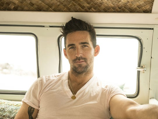 Jake Owen will perform Friday night at the Beach Town Music Festival at the Indian River County Fairgrounds in Vero Beach.