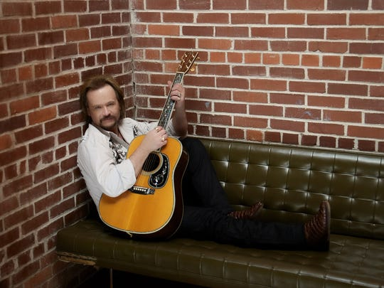 Travis Tritt will be in concert at the Montgomery Performing Arts Centre on Friday, Sept. 16, 2016.