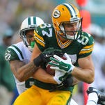 Green Bay Packers wide receiver Jordy Nelson.