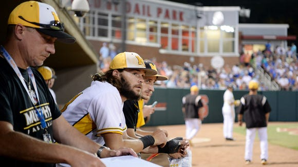 Murphy lost Friday's Game 1 of the NCHSAA 1-A championship baseball series at N.C. State.
