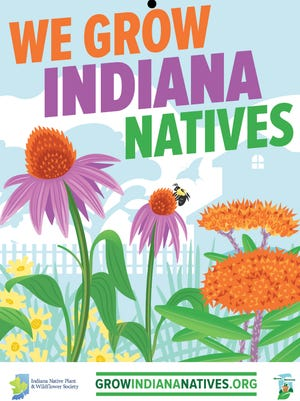 Indiana Native Plant and Wildflower Society wants to certify your native plant garden.