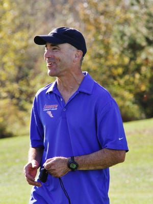 Former cross country coach Chuck Block chosen for Hall of Fame.