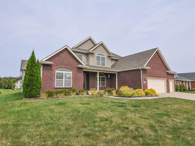 This $396K West Lafayette home has 3,000 sq ft of space,