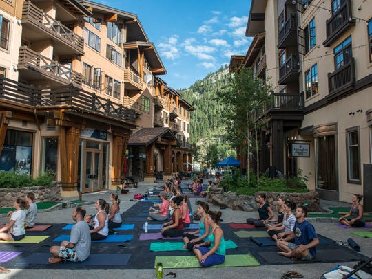 The Village at Squaw Valley is offering free family-friendly