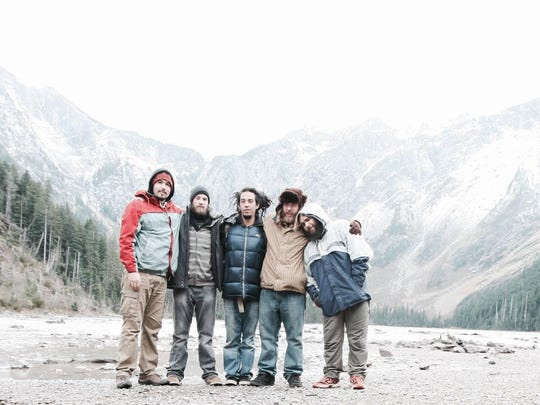 Reggae band Sol Seed will play an all-ages show 5 to 8 p.m. May 7 at Shotski's Woodfired Pizza.